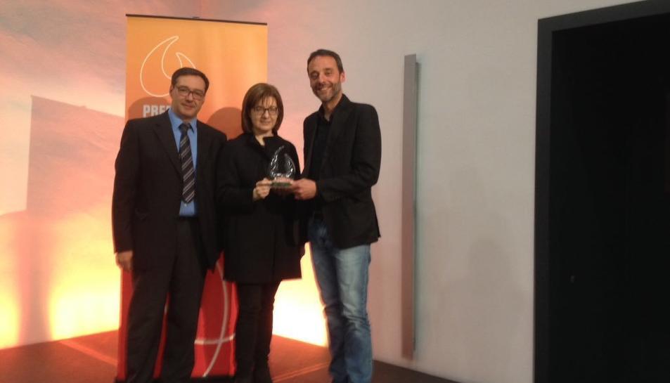 El lliurament dels Premis Alimara 2017.