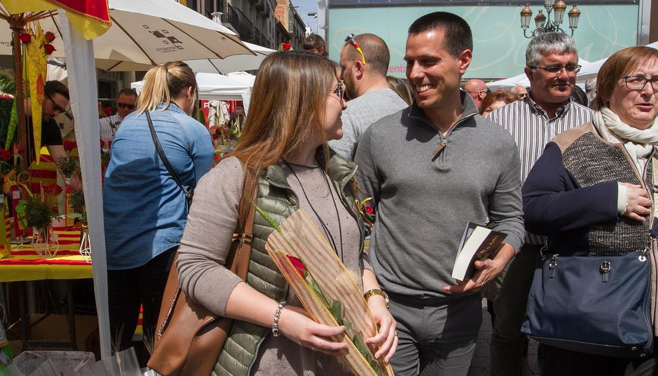 Sant Jordi a Reus (2)