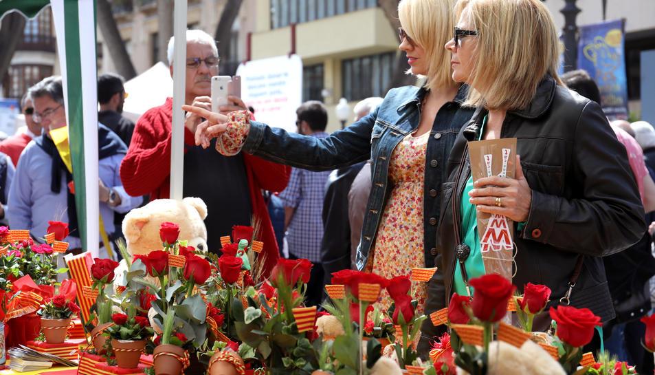 Sant Jordi en Tarragona (3)