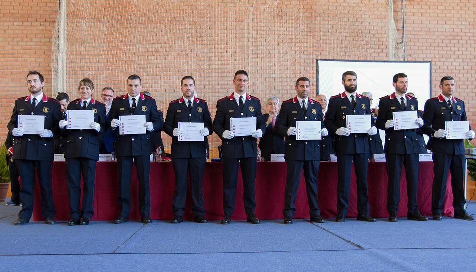 El Vendrell acull la celebració del Dia de les Esquadres del Camp de Tarragona.