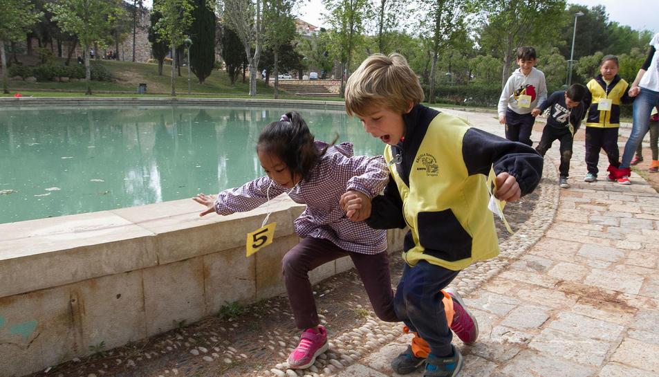 Dia Internacional de l'Educació Física al Carrer a Tarragona