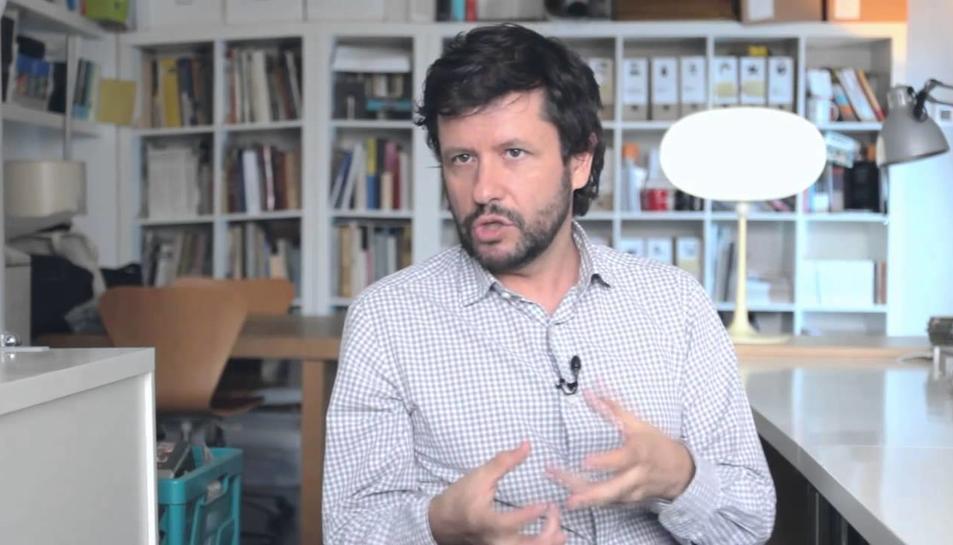 El reconegut dissenyador Enric Jardí oferirà la xerrada Formes de