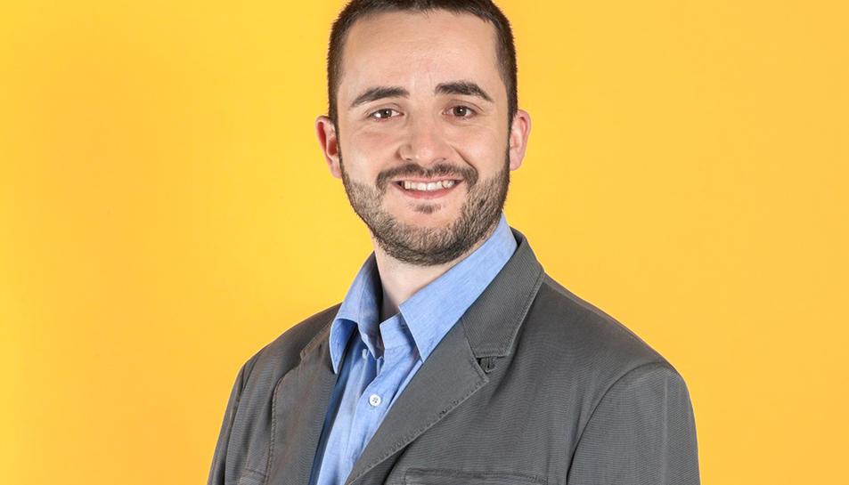 Imatge d'aerxiu de l'alcalde de Vilallonga, Ignasi Valera.