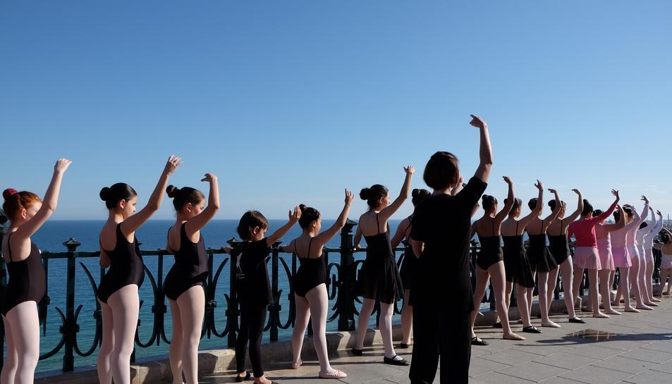 Imatge d'arxiu de la Gran Barra de Dansa al Balcó del Mediterrani.