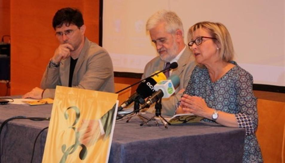 Imatge de la presentació del festival.