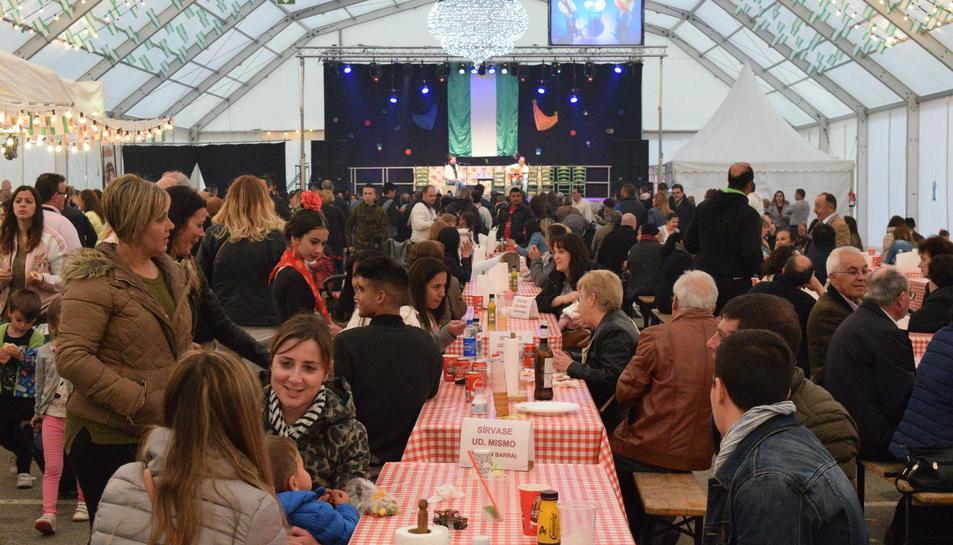 Feria de Abril a Bonavista