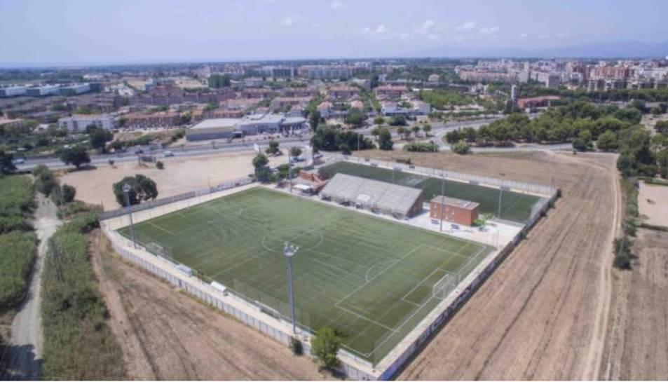 Al Mas Tallapedra hi juguen els Imperials i el CF Reddis.