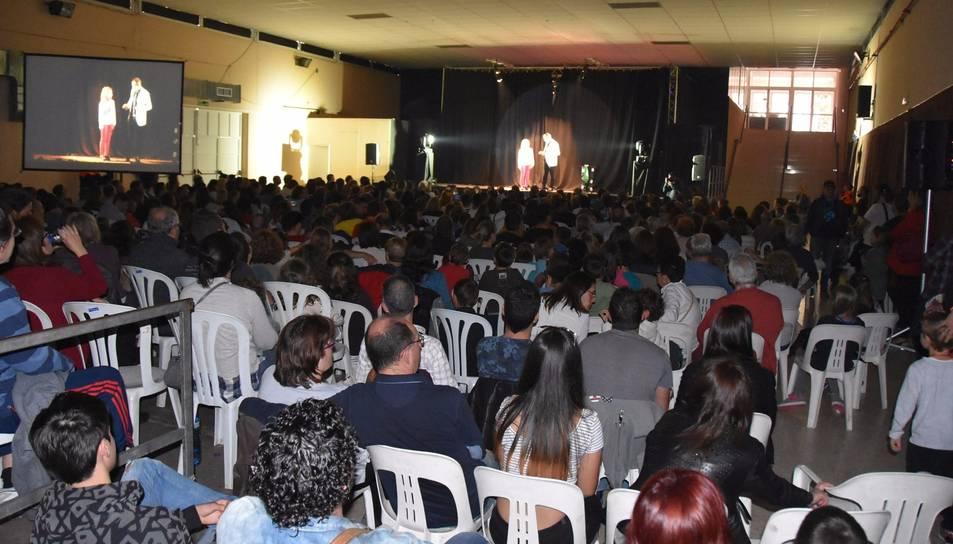 En la primera edició s'ha arribat al miler d'entrades venudes.
