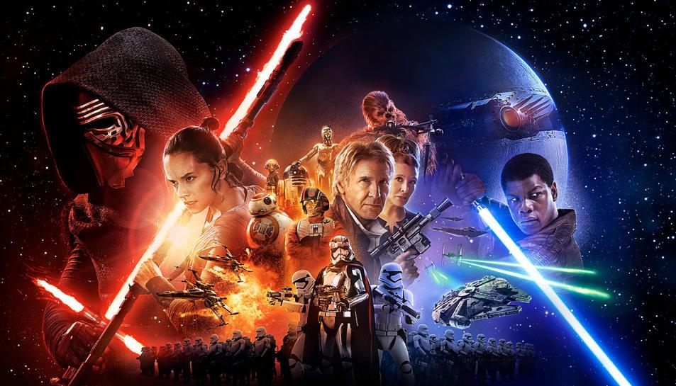 L'endemà celebren una jornada d'X Wing, un joc sobre les naus del món d'Star Wars.