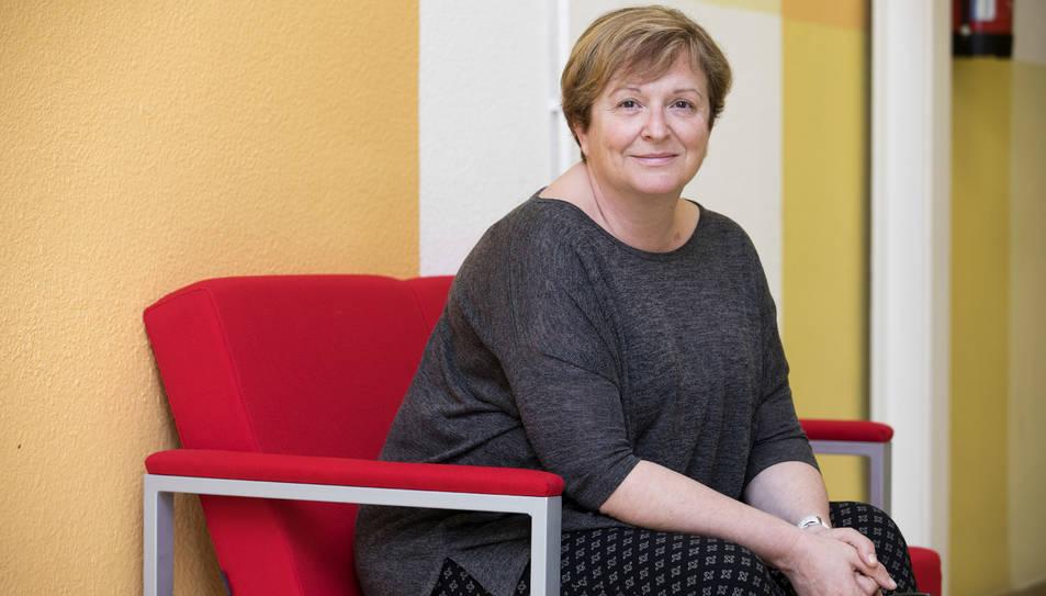 Rosa Ibarz, directora del Centre de Normalització Língüística de Tarragona.