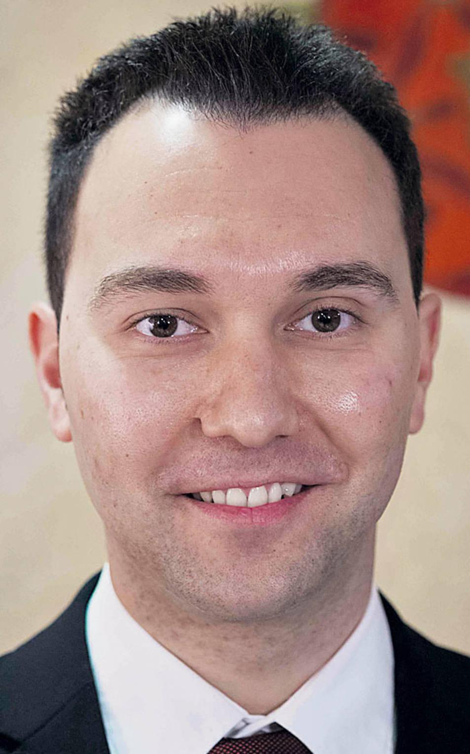 Daniel Rubio Angosto.