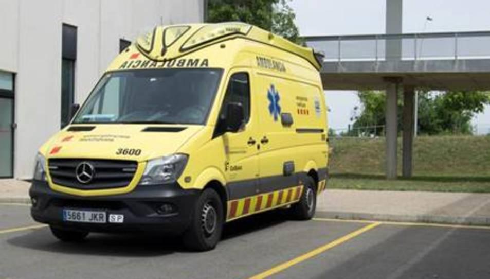 Les noves instal·lacions estan ubicades sota el servei d'urgències.
