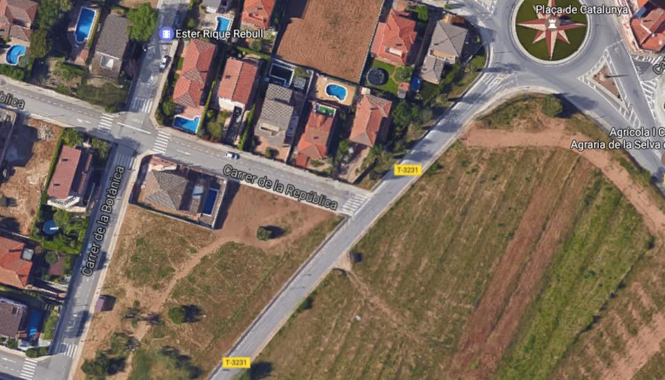 El nou espai estarà ubicat a l'entrada del municipi, a la carretera d'Almoster.