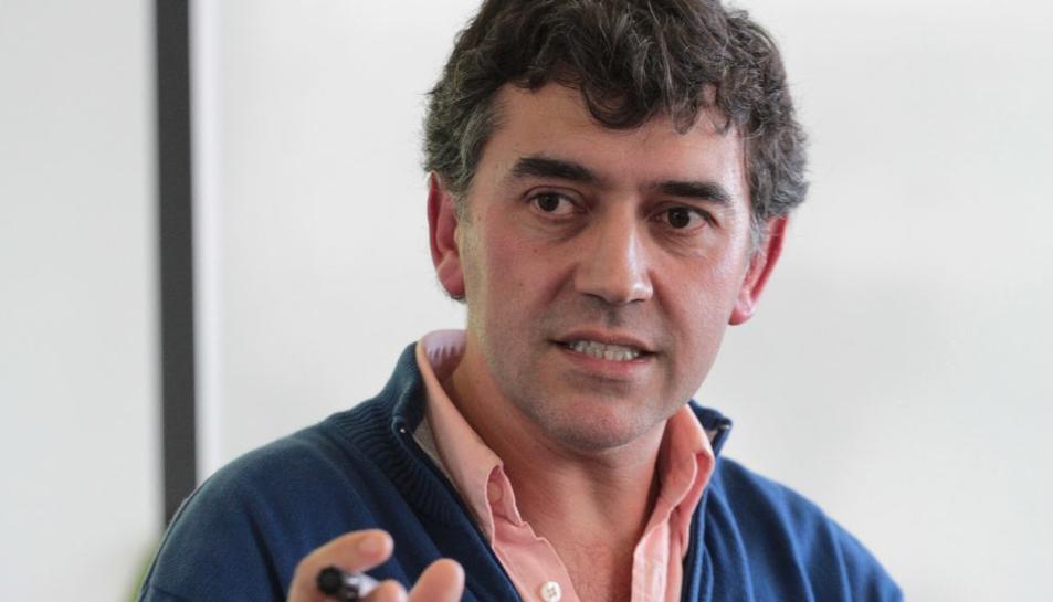Francisco Andrade és el líder de la investigació.