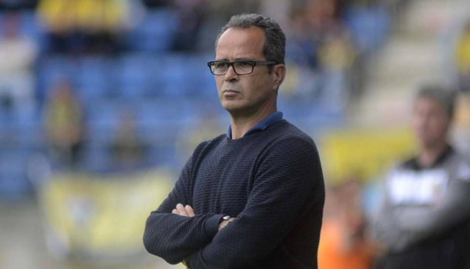 Álvaro Cervera, tècnic del Cadis, també està sancionat.