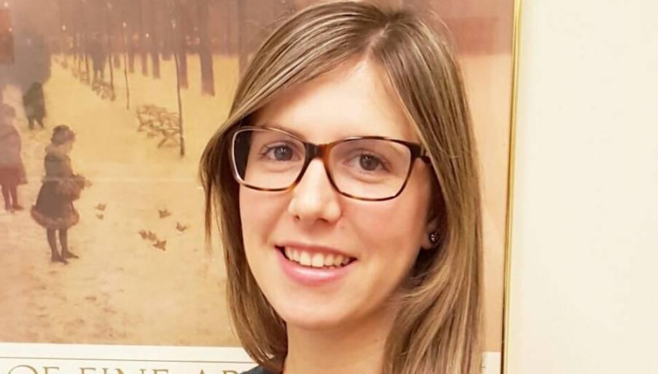 Marta Guasch ha rebut una de les quatre beques.