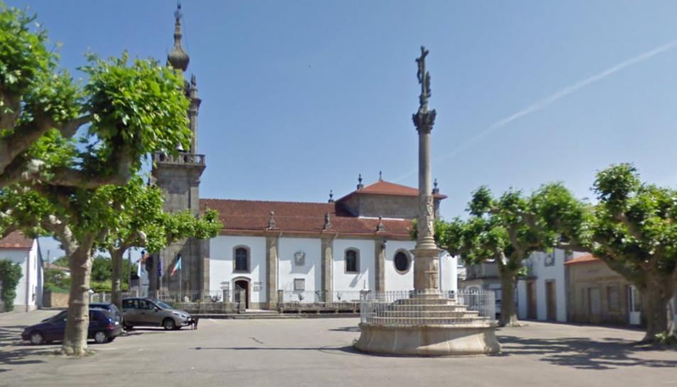 Els fets van tenir lloc a lasagristiade l'esglésiade laparròquiaSanMartínySanCampio.