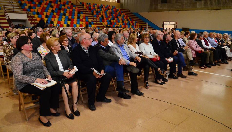 Els participants a la trobada anual són membres d'associacions de gent gran de tot el Tarragonès.