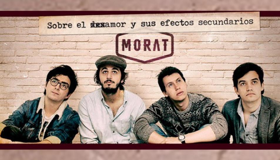 El grup Morat ha conquistat Espanya i Sud-Amèrica amb el seu senzill 'Como te atreves'.