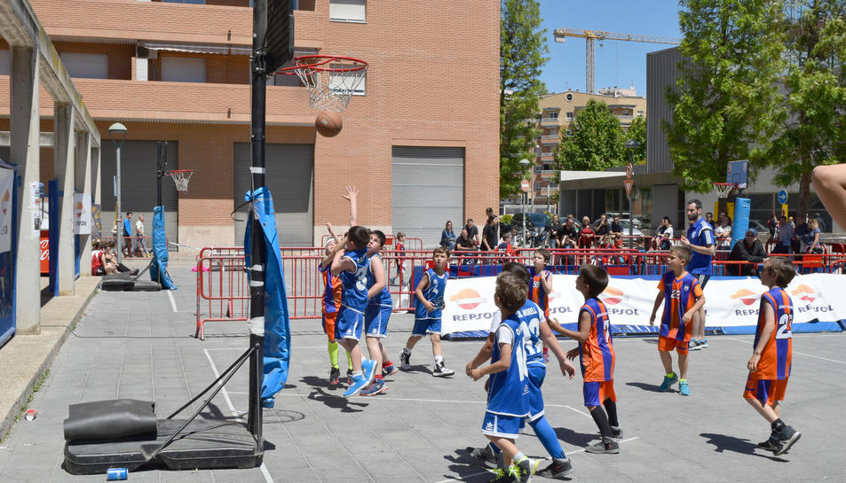 El futuro del baloncesto tarraconense