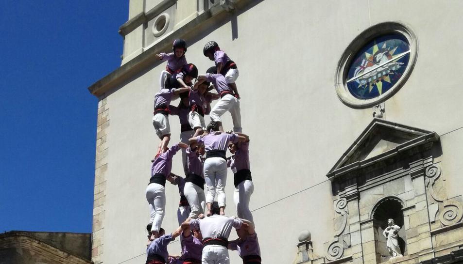 El 5 de 8 de la Jove de Tarragona a Porrera.