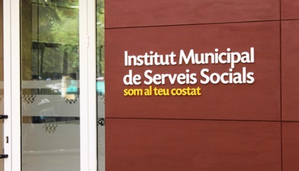 Imatge d'arxiu de l'Institut Municipal de Serveis Socials.