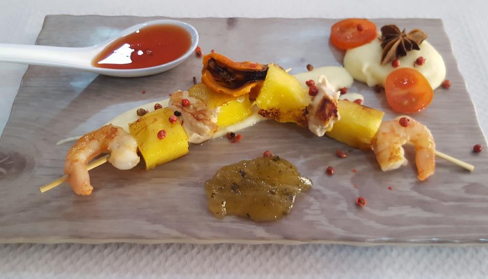 El públic podrà gaudir de les creacions gastronòmiques de cada local amb beguda inclosa per 2,5 euros.