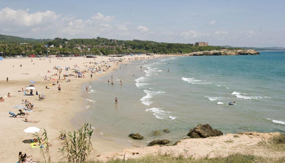 L'Arrabassada és una de les platges tarragonines que ha aconseguit aquesta distinció.