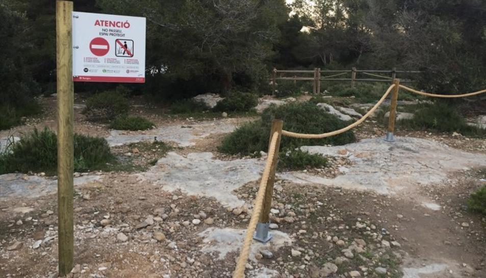 La savinosa és un dels espais de Tarragona on es practica el 'cruising'.