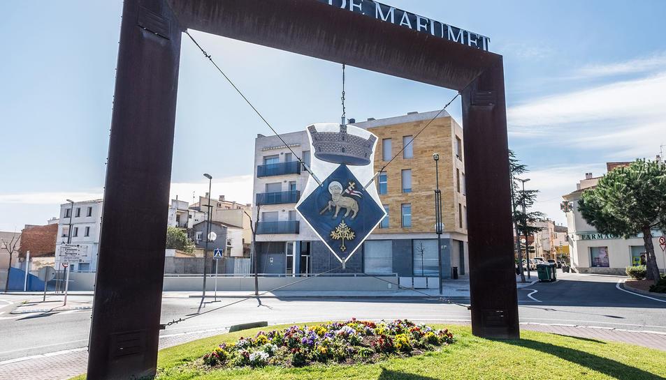 Una imatge del municipi.