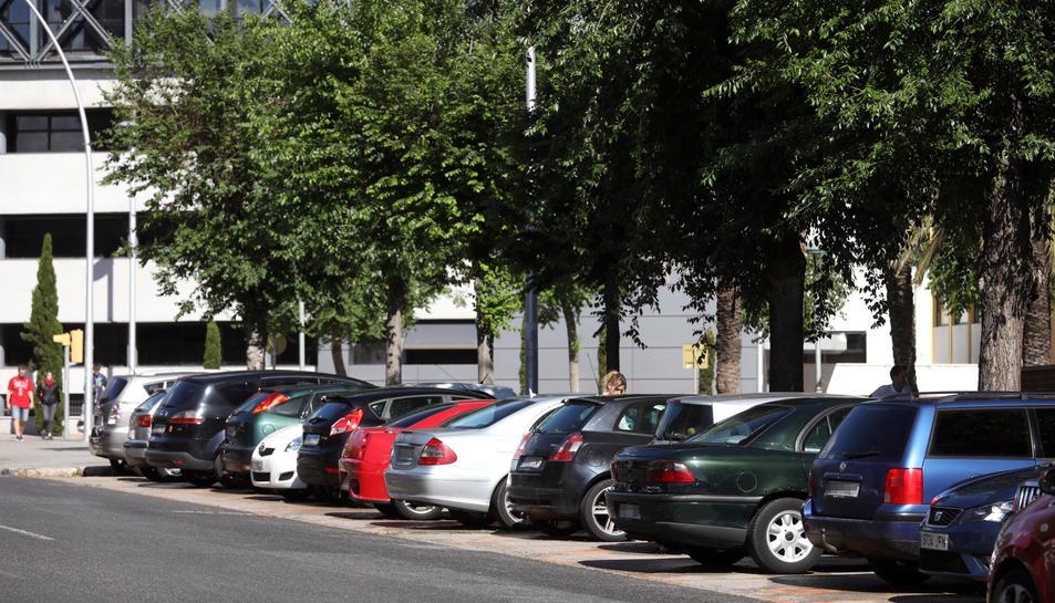 El carrer Enric d'Ossó seria el punt d'arribada i sortida dels taxis il·legals, segons declaraven alguns testimonis.