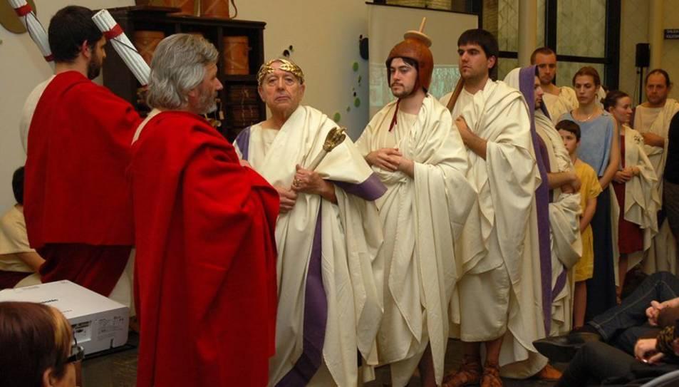 El festival Tarraco Viva reconstrueix la Història.