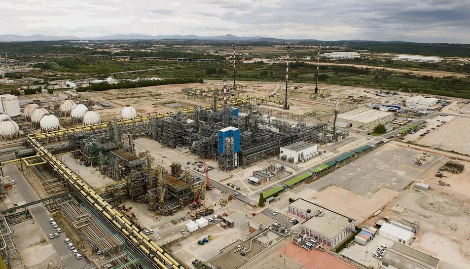 El simulacre tindrà lloc de 15h a 16.45h a la refineria de Repsol.
