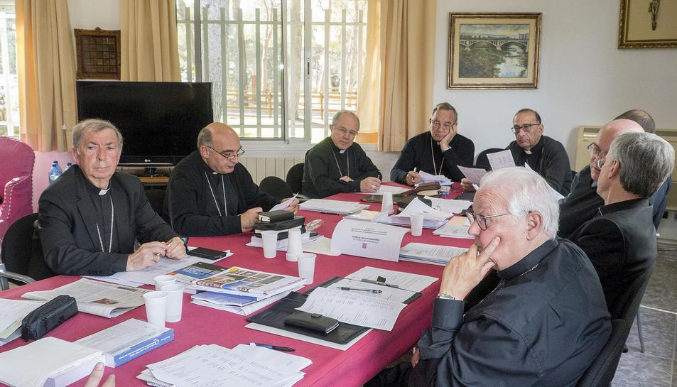 Imatge de la reunió de la CET d'aquest passat cap de setmana a Tarragona.