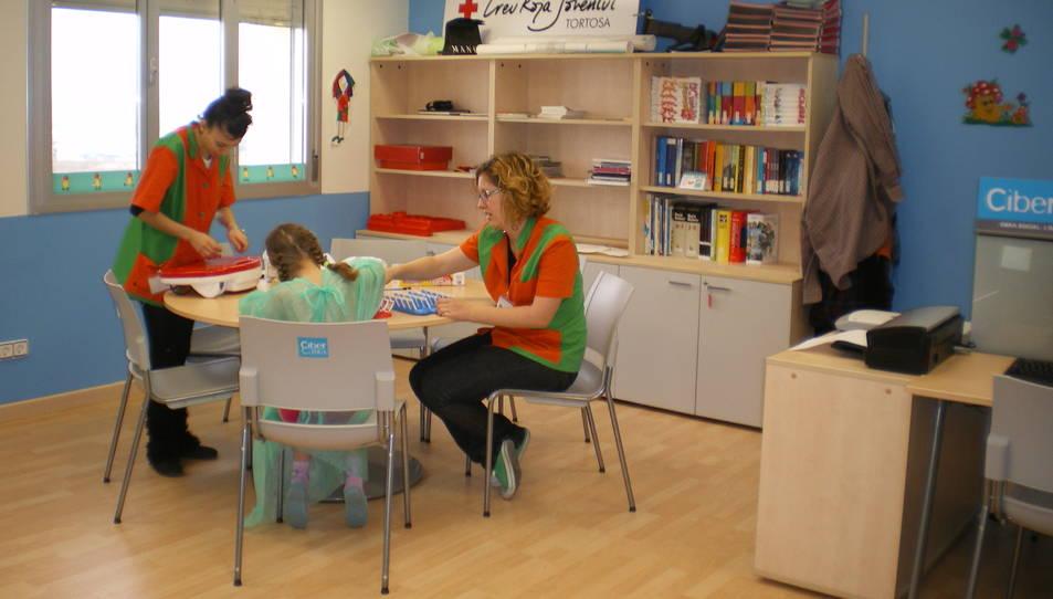 El projecte 'Animació amb nens hospitalitzats' va començar fa 25 anys a Madrid.