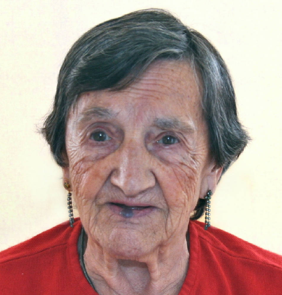 Juana Arcas fa més de 40 anys que resideix al centre.