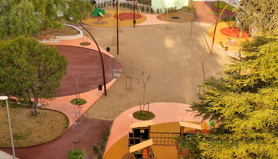 La remodelació de la Plaça de l'Estatut del Morell ha guanyat el premi a