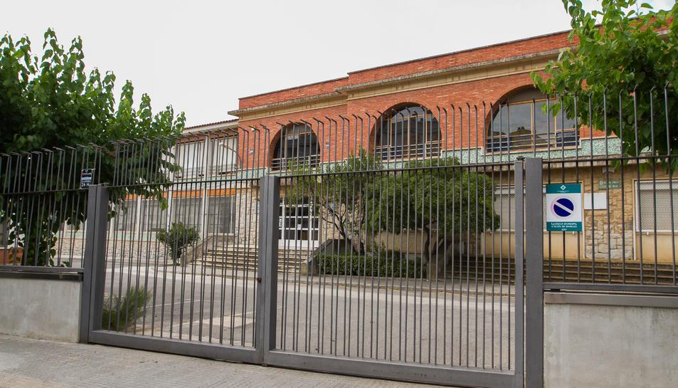 Una imatge d'arxiu de la façana de l'Escola Ciutat de Reus.