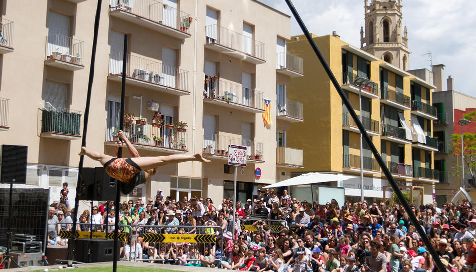 La fira Trapezi a Reus (2)