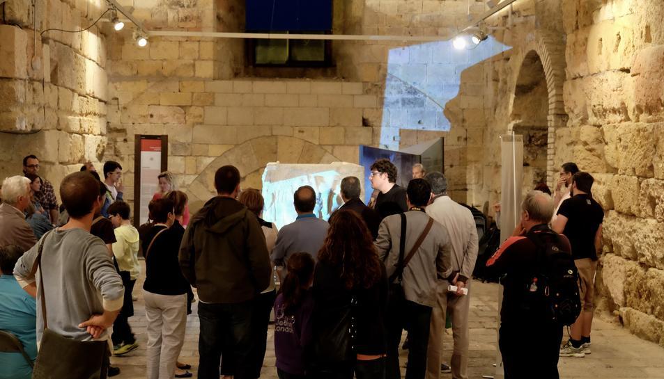 imatge de l'anterior edició de la Nit dels Museus.