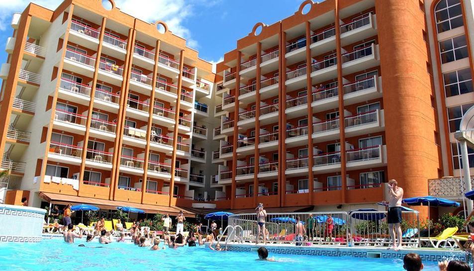 L'hotel Belvedere de Salou, del grup Oh!Tels.