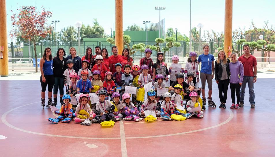 Jocs Esportius Escolars de Catalunya a la Pobla de Mafumet