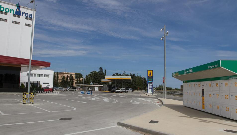 Una imatge de la zona on Reus vol atraure indústria.