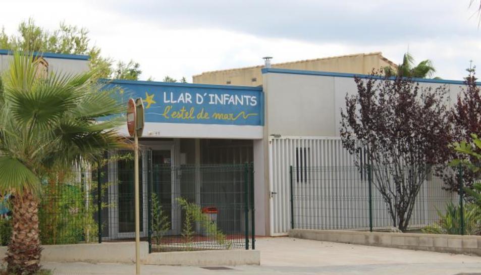 L'escola bressol Estel de Mar és l'única que dóna aquest servei al municipi.