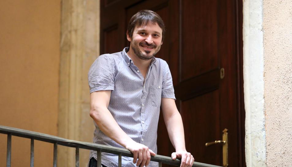Lorente és director de la Banda des de l'any 2009.
