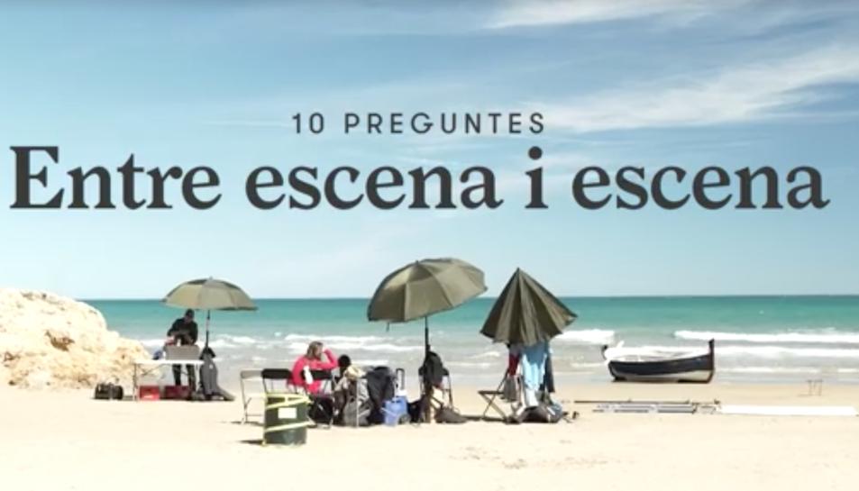Un frame del vídeo publicat per Estrella Damm.