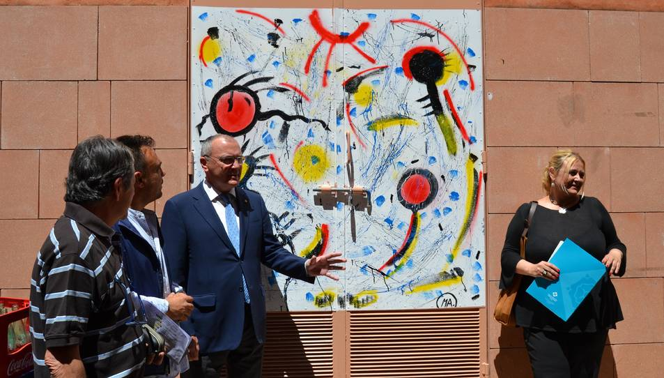 Itinerari artístic 'Reus Urban Art'