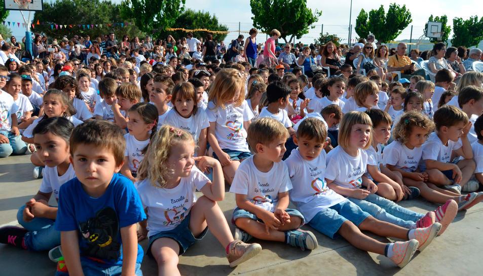 25è aniversari de l'escola La Portalada d'Altafulla.1