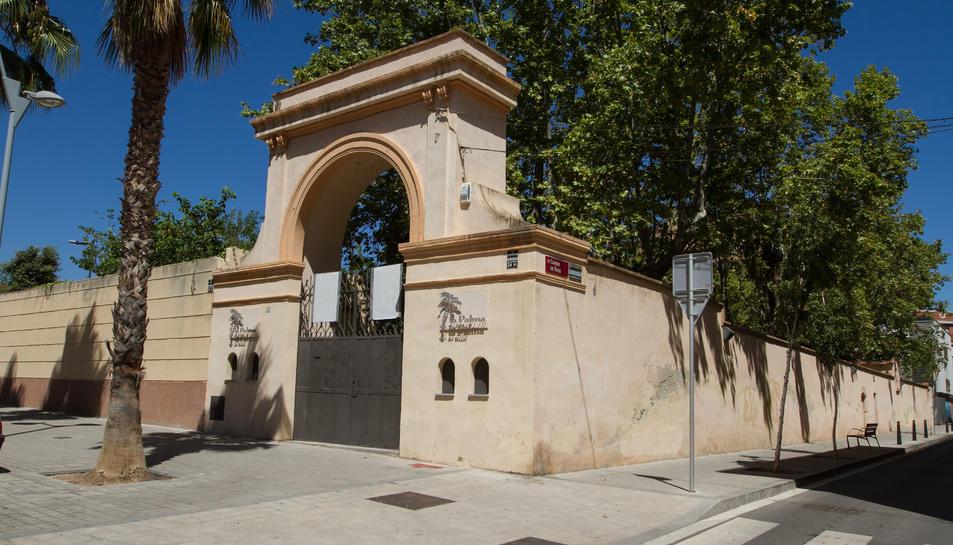 La façana de l'espai de La Palma, en una imatge d'arxiu.