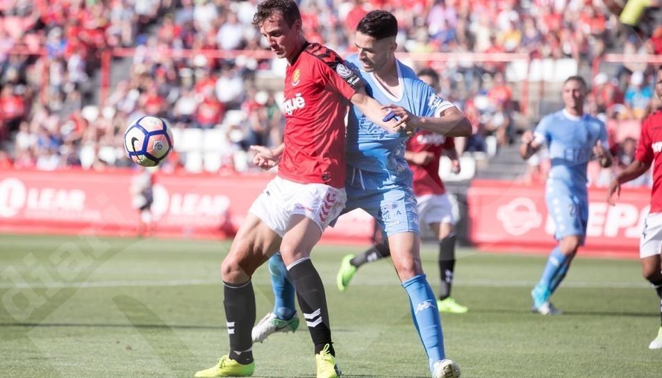 El Nàstic derrota al Girona i surt del descens.2